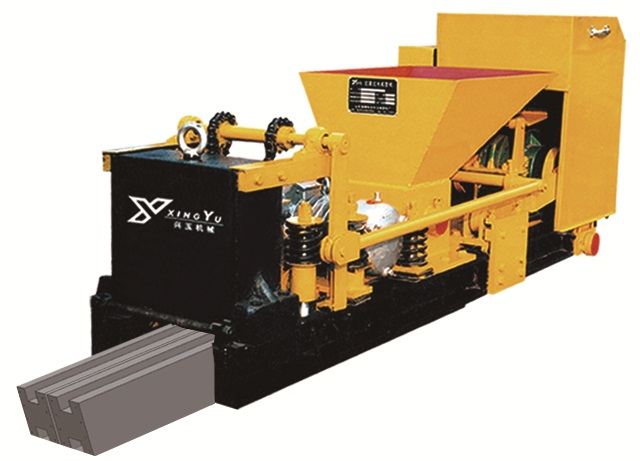 Concrete Extrusion Machine : Concrete industrial boundary wall indiaprecast