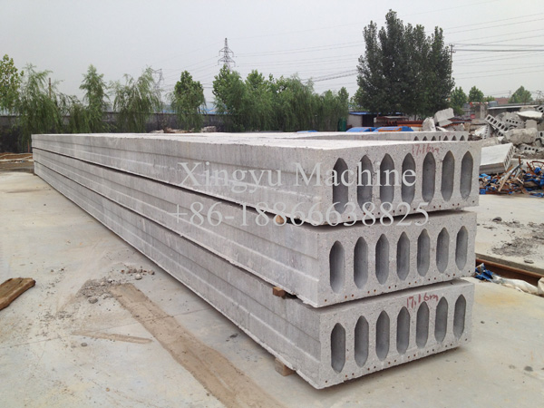 Hollow Core Precast Concrete : Holllow core load bearing slab planks indiaprecast