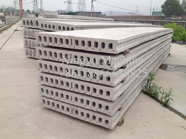 Holllow Core Load Bearing Slab Planks Indiaprecast